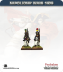 10mm Napoleonic Wars (1809): French Line Voltigeur Company in Shako - March Attack