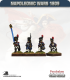 10mm Napoleonic Wars (1809): French Guard Grenadiers in Greatcoat - March Attack