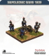 10mm Napoleonic Wars (1809): French 4pdr Guns (line foot crew)