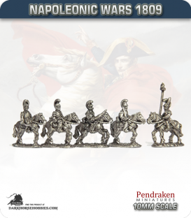 10mm Napoleonic Wars (1809): French Carabiniers (1811-15)