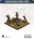 10mm Napoleonic Wars (1809): Austrian 6pdr Guns (with crew)