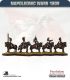 10mm Napoleonic Wars (1809): Austrian Cuirassier (with command)