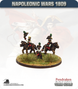 10mm Napoleonic Wars (1809): Austrian High Command