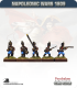 10mm Napoleonic Wars (1809): Austrian Archduke Charles Legion (with command)