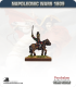 10mm Napoleonic Wars (1809): Bavarian Line / Light Infantry Mounted Officers
