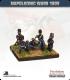 10mm Napoleonic Wars (1809): Bavarian 6pdr Guns (with crew)