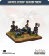10mm Napoleonic Wars (1809): Bavarian 7in Howitzers (with crew)
