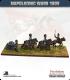 10mm Napoleonic Wars (1809): Bavarian Austrian Style Limbers (with team)