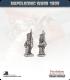 10mm Napoleonic Wars (1809): Duchy of Warsaw Line Grenadier in Bearskin - March Attack
