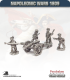 10mm Napoleonic Wars (1809): Duchy of Warsaw 6pdr Guns (with foot crew)