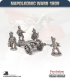 10mm Napoleonic Wars (1809): Duchy of Warsaw 7in Howitzers (with horse crew)