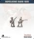 10mm Napoleonic Wars (1809): Saxony Line Infantry - Firing Line