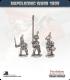 10mm Napoleonic Wars (1809): Saxony Line Infantry Command