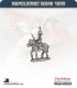 10mm Napoleonic Wars (1809): Saxony Mounted Officers
