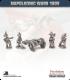 10mm Napoleonic Wars (1809): Saxony 7in Howitzers (with crew)