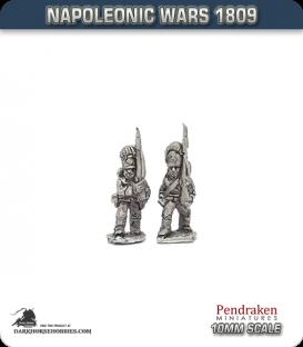 10mm Napoleonic Wars (1809): Wurttemberg Grenadiers