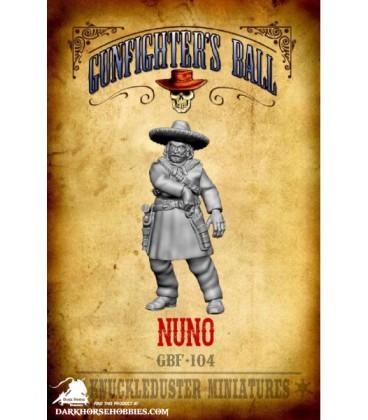 Gunfighter's Ball: Nuño