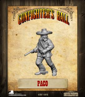 Gunfighter's Ball: Paco