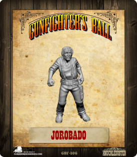 Gunfighter's Ball: Jorobado