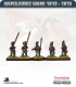 10mm Napoleonic Wars (1812-15): British Line Command