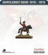 10mm Napoleonic Wars (1812-15): British Mounted Line Officers