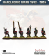 10mm Napoleonic Wars (1812-15): British Highlanders Foot Command