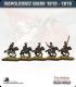 10mm Napoleonic Wars (1812-15): British Hussars (with command)