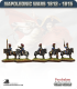 10mm Napoleonic Wars (1812-15): British Household Cavalry (with command)