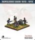 10mm Napoleonic Wars (1812-15): British 6pdr Guns (with line crew)
