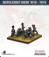 10mm Napoleonic Wars (1812-15): British 6pdr Guns (with horse crew)