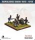 10mm Napoleonic Wars (1812-15): British 9pdr Guns (with line crew)