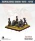 10mm Napoleonic Wars (1812-15): British 9pdr Guns (with horse crew)