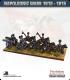 10mm Napoleonic Wars (1812-15): British Rocket Troops Team (moving)