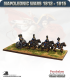 10mm Napoleonic Wars (1812-15): British Limbers (with horse team / out-riders)