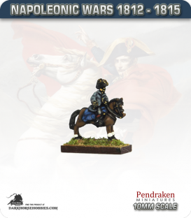10mm Napoleonic Wars (1812-15): British Wellington (mounted)