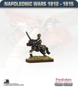 10mm Napoleonic Wars (1812-15): British Uxbridge (mounted)