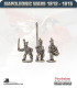 10mm Napoleonic Wars (1812-15): Brunswick Line Infantry Command