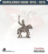 10mm Napoleonic Wars (1812-15): Brunswick Light Infantry Mounted Officers