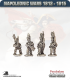 10mm Napoleonic Wars (1812-15): Brunswick Leib Battalion (with command)
