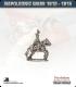 10mm Napoleonic Wars (1812-15): Brunswick Leib Battalion Officers - Mounted