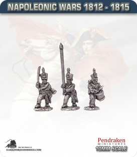 10mm Napoleonic Wars (1812-15): Dutch Line Command