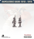 10mm Napoleonic Wars (1812-15): Belgian Line Infantry - March Attack