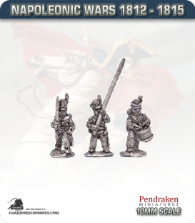 10mm Napoleonic Wars (1812-15): Belgian Line Command