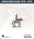 10mm Napoleonic Wars (1812-15): Belgian Mounted Officers