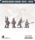 10mm Napoleonic Wars (1812-15): Dutch Jagers (with command)