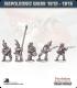 10mm Napoleonic Wars (1812-15): Dutch Militia (with command) - Firing Line