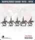 10mm Napoleonic Wars (1812-15): Belgian Dragoons (with command)