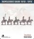 10mm Napoleonic Wars (1812-15): Belgian Carabiniers (with command)