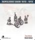 10mm Napoleonic Wars (1812-15): 7in Howitzers (with horse crew)
