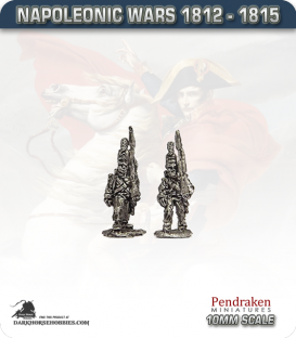 10mm Napoleonic Wars (1812-15): Hanoverian Line in Shako